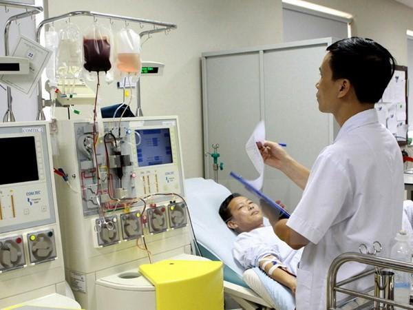 ベトナム、世界血友病デーを記念 - ảnh 1