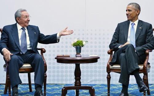 米大統領、キューバテロ支援国家指定解除 議会に通告  - ảnh 1