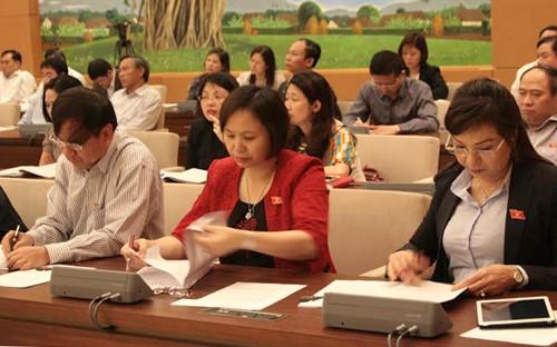 人民評議会の活動効果向上 - ảnh 1