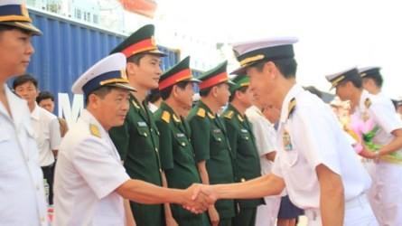 ベトナムと日本の海軍が協力 - ảnh 1