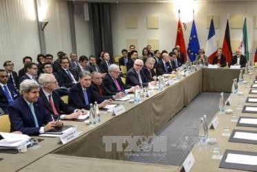 イラン核協議、22日からウィーンで - ảnh 1