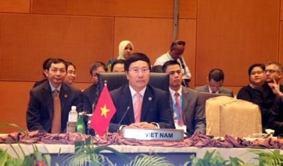 第26回 ASEANの首脳会議の予備会議 - ảnh 1