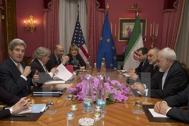 イラン核開発協議 最終合意へ妥協点探る - ảnh 1