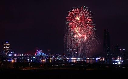 ダナン市で「第7回国際花火大会」始まる - ảnh 1