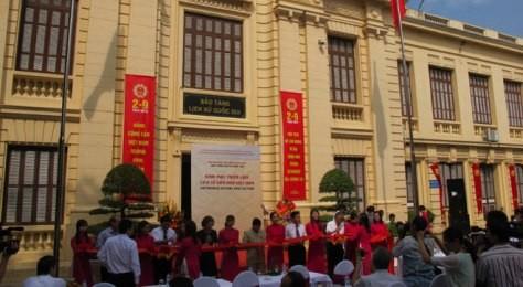 8月革命と建国70周年を祝う特集 - ảnh 1