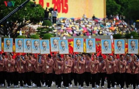 ベトナム独立70周年を記念する集会とパレード - ảnh 2