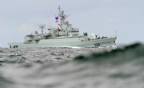 米国防総省 中国艦艇をアラスカ州沖で初確認 - ảnh 1