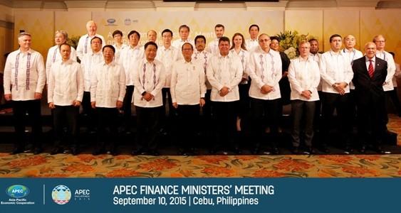 通貨安競争を回避=APEC財務相会合が閉幕-共同声明 - ảnh 1
