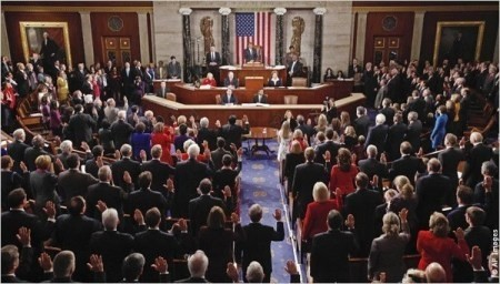 米議会、イラン核合意の不承認を否決へ - ảnh 1