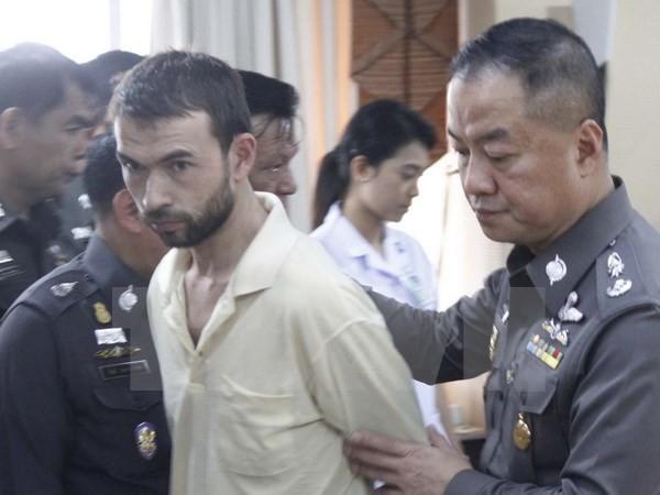 爆弾テロ実行犯、国境付近潜伏か=容疑者の1人は中国人-タイ警察 - ảnh 1