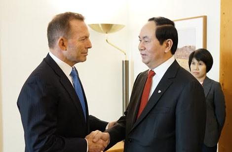 公安省、オーストラリアの関係機関との協力を強化 - ảnh 1