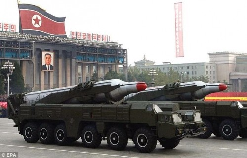 朝鮮民主主義人民共和国、長距離弾道ミサイル発射の可能性示唆 - ảnh 1