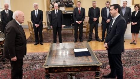 ギリシャ、新内閣発表 - ảnh 1