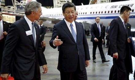 中国の習近平国家主席のアメリカ訪問 - ảnh 1
