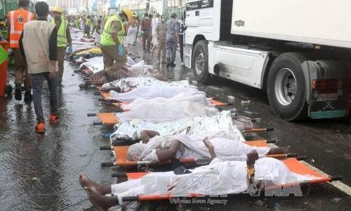 メッカ事故 サウジ政府の対応をイランが批判 - ảnh 1