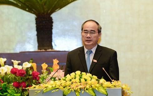 道徳と才能を兼ね備えた指導者の選出を希望=ベトナム有権者 - ảnh 1