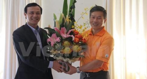 在シドニーベトナム科学技術代表事務所開設 - ảnh 1