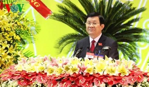 ビンズオン省の第10回共産党大会 - ảnh 1