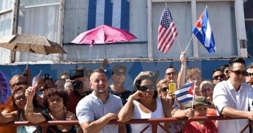 米にキューバ制裁解除求める決議採択 国連総会 - ảnh 1