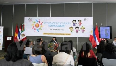 メキシコでアセアン文化週間が開かれる - ảnh 1