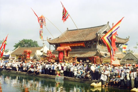 ベトナム北部の春の祭り - ảnh 1