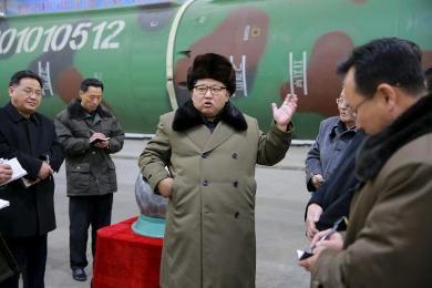 朝鮮、短距離弾道ミサイル発射日本海へ向け2発 - ảnh 1