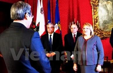 マルタ、ベトナムとの多面的協力友好関係の強化を望む - ảnh 1