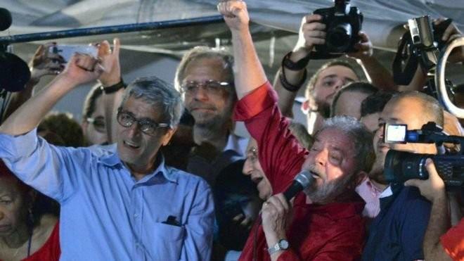 ブラジル全土で政府支持派集会 - ảnh 1