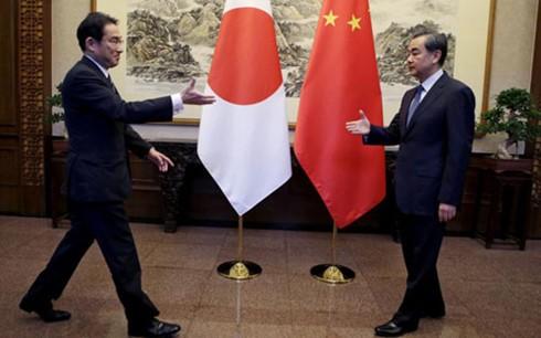 中国外相、日本に脅威論あおらないなど要求 - ảnh 1