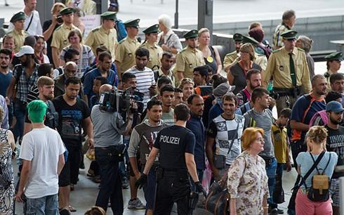 オーストリアとドイツ、国境検問延長をEUに要求 - ảnh 1