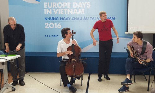まもなく「欧州の日inベトナム2016」が開催 - ảnh 1