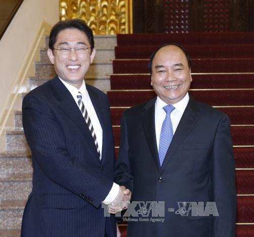 日本は戦略的かつ長期的で親しみあるパートナー - ảnh 1