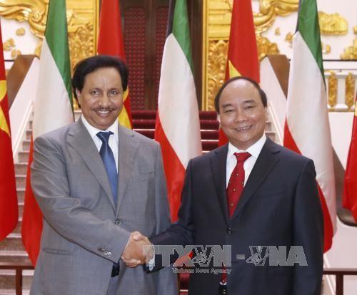クウェート首相、ベトナム訪問を終了 - ảnh 1