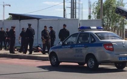 墓地で騒乱、3人死亡=不法移民、作業めぐりトラブルか-モスクワ - ảnh 1
