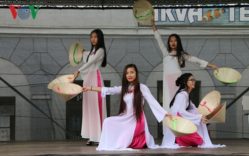 ベトナム代表、チェコの各少数民族の民間文化フェスティバルに参加 - ảnh 1