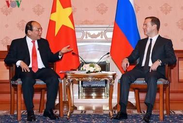 ベトナムとロシアとの伝統的友好と戦略的パートナー関係を強化 - ảnh 1