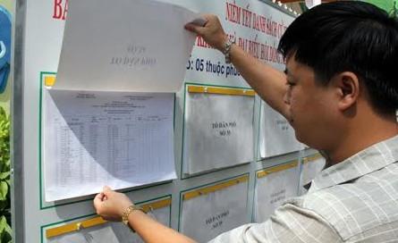 22日の選挙の準備が完了 - ảnh 1