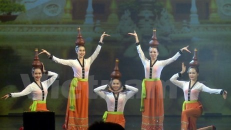 ASEANとロシア文化芸術交流フェスティバルが行なわれる - ảnh 1