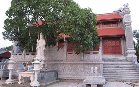 ハイズオン省のクオンサ寺 - ảnh 1