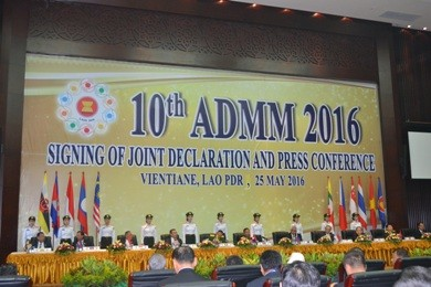 第10回ASEAN国防相会議開幕 - ảnh 1
