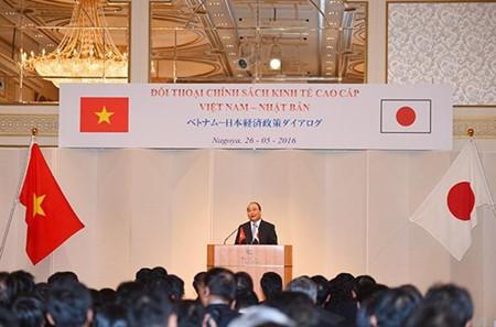 フック首相、日越経済政策ダイアログに出席 - ảnh 1
