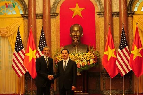 将来に向うベトナムとアメリカ - ảnh 1