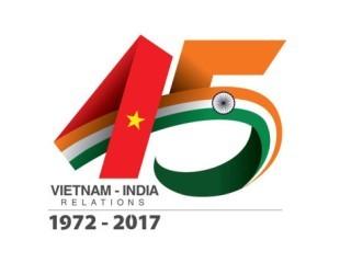 ベトナム・インド国交樹立45周年記念ロゴマークコンテストの結果を発表 - ảnh 1
