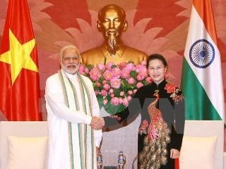 まもなく、ガン国会議長、インドを訪問 - ảnh 1