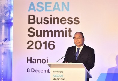 企業共同体、ASEAN 諸国の経済連携の原動力である - ảnh 1
