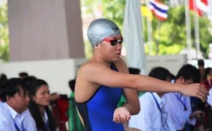 ベトナムの水泳選手フォン・チャム、東南アジアメダル2個を獲得 - ảnh 1