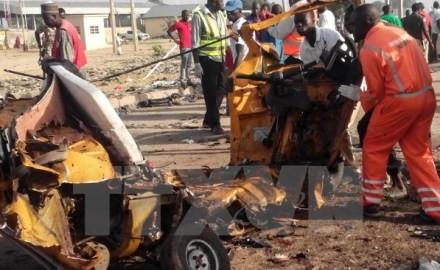 ナイジェリアで自爆テロ 45人死亡 ボコ・ハラムの犯行か - ảnh 1