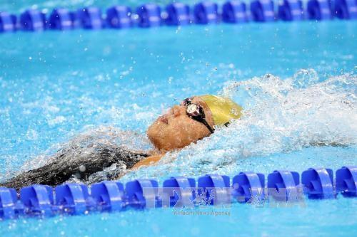 ベトナム、東南ア水泳大会で金メダル39個を獲得 - ảnh 1