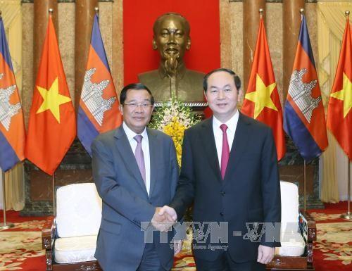 カンボジアのメディア、ベトナムとの良好な関係を讃える - ảnh 1