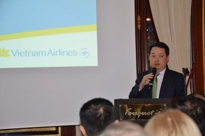 ベトナム航空、ヨーロッパで効果的な事業活動 - ảnh 1